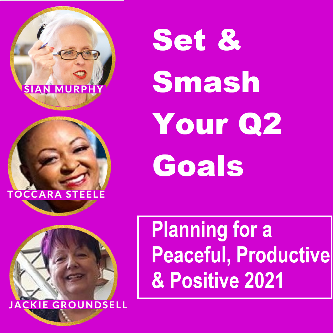 Women In Business Planning and Goal Setting